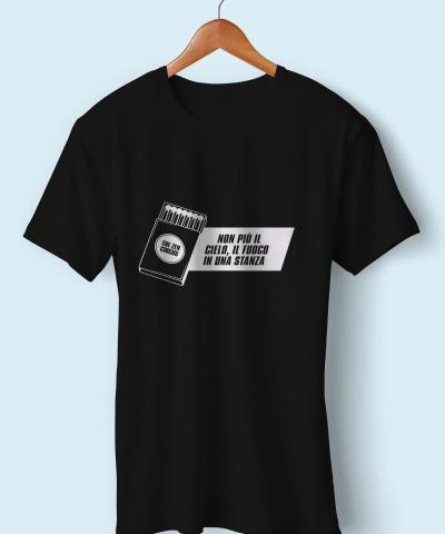 T-shirt Gildan Nera The Zen Circus