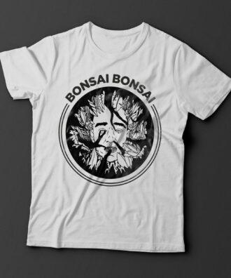 bonsai bonsai t-shirt bianca